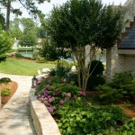 beautiful plants backyard hampton roads landscape design